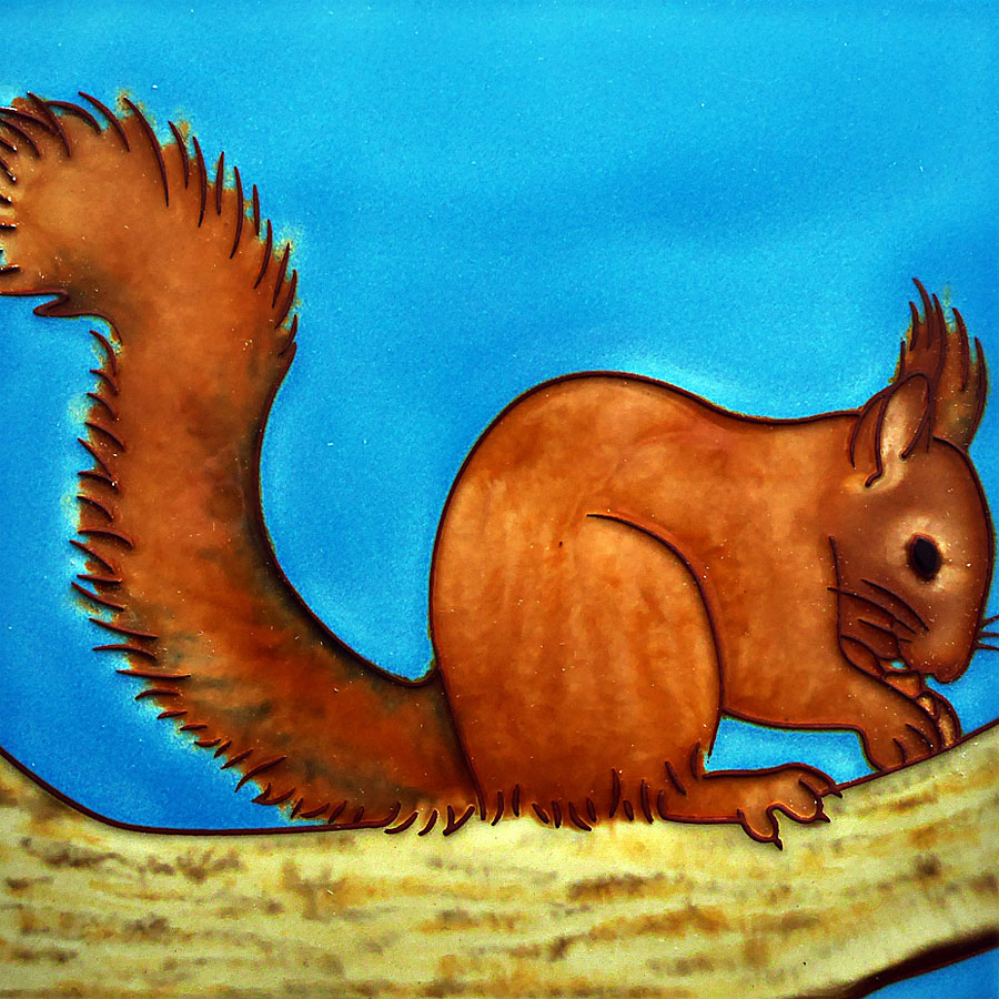 Red Squirrel HT74